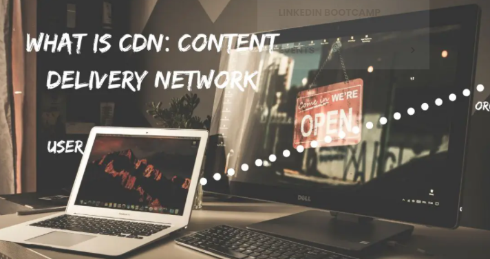 Highly functional, secure server construction method with CPI server + CDN