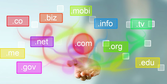 Choose the right domain name! That is important