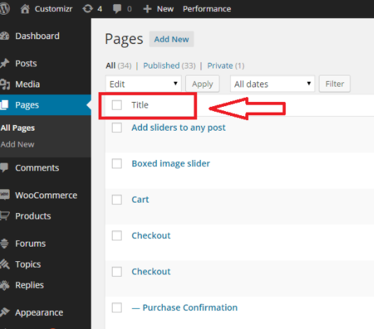 How to enable and disable comments in WordPress?