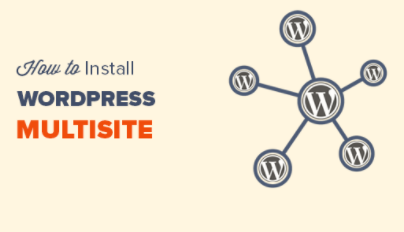 "WordPress ""Multi-site"" # 2 How to introduce the function to manage multiple sites fastly"