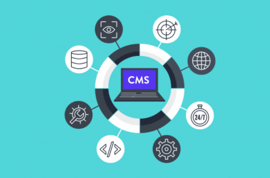 What is the correct definition of a CMS?