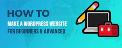 How To Make Your Own Website Using Wordpress