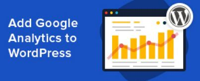Implementing Google Analytics on the WordPress site