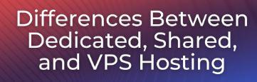 Brief description on Shared storage or VPS